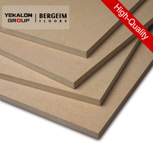 BERGEIM FLOORS Wood Fiber High Gloss Mdf Board China Price