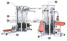 8 in 1 multy station gym for commercial
