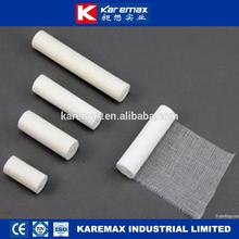 100% cotton medical gauze roll elastic bandage