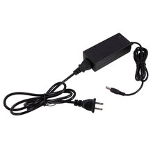 2017 new 12V 5A AC/DC Adapter with US Standard Power Cable for RGB Light Black