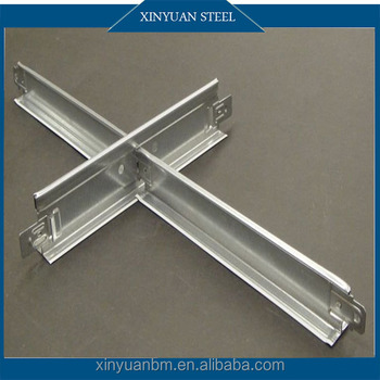 Suspended Ceiling Grid, Suspension Ceiling T-Bar