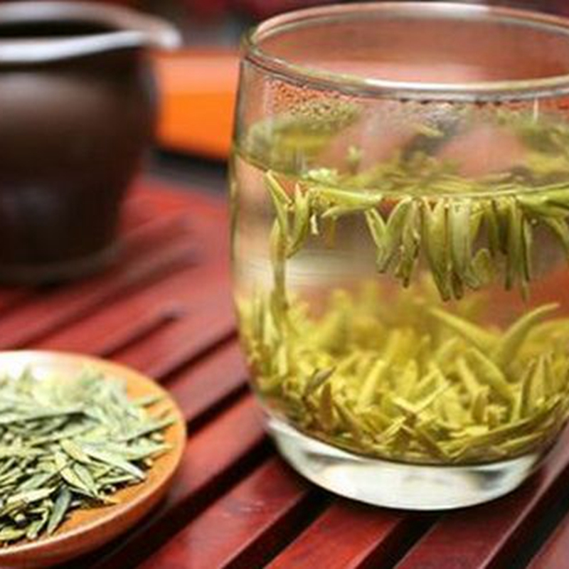 Pure natural Chinese traditional tea Pingyanghuangtang Burning fat Yellow tea