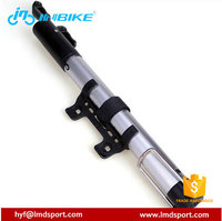 New Mini Portable Aluminum Alloy Bicycle Mountain Bike Tire Pump Cycling Air pump for Bicycle Accessories Basketball