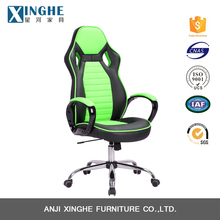 Purple mesh Racing seat style chair game gamer chair