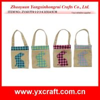 Easter decoration (ZY16Y774-1-2-3-4 31X14.5CM) shopping day gift easter product bag wholesale