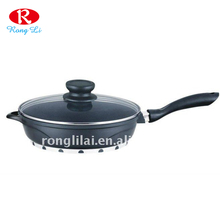 Die Casting Aluminum Frypan/Casted Frying Pan/Aluminum Skillet