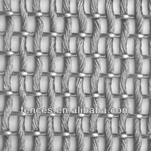 Stainless Steel Architectural Metal Fabric/Curtain Wall/Decorative Wire Mesh