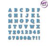 Wholesale Competitve Craft Scrapbooking Metal Letter Cutting Dies