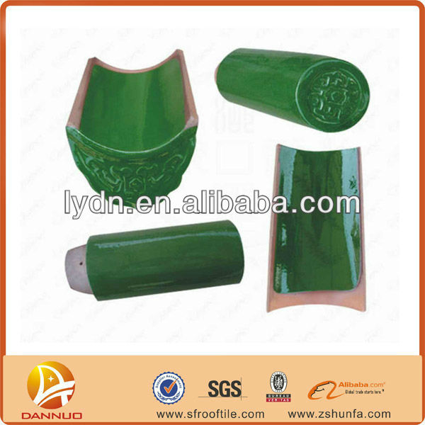 30 years provider waterproof Chinese tiles clay