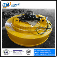 Submerged Type Lifting Magnet
