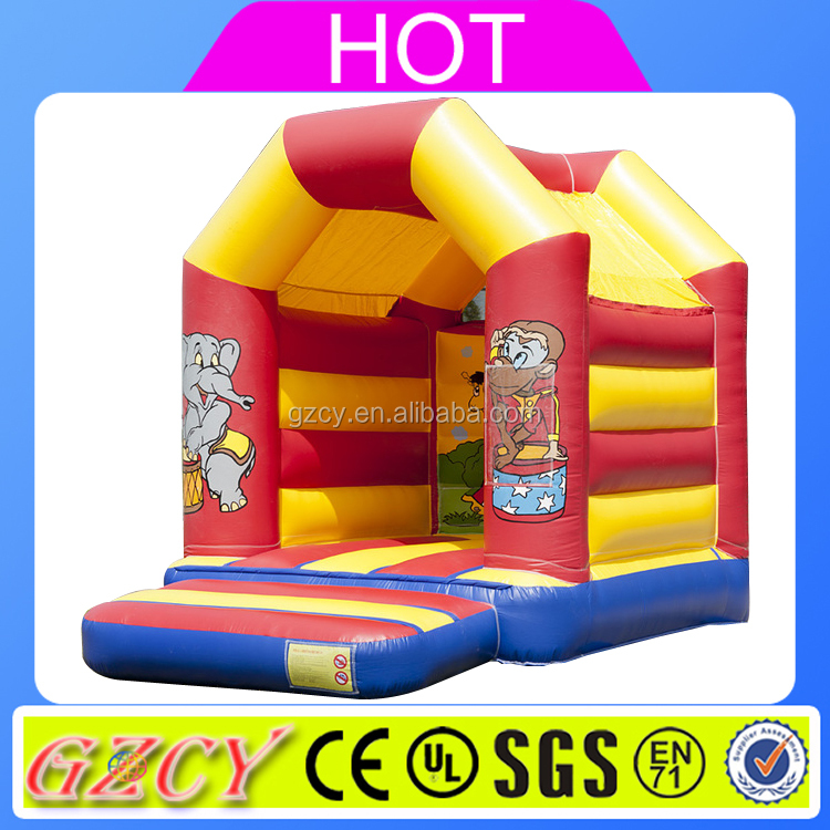 Commercial Cheap Inflatable Bouncy Castle Inflatable Bouncer For Sale