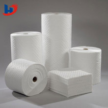 Ecofriendly dust or oil dirty absorption wool felt filter roll