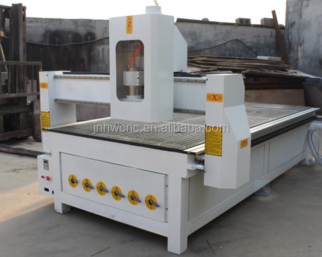 Jinan cnc router wood carving machine