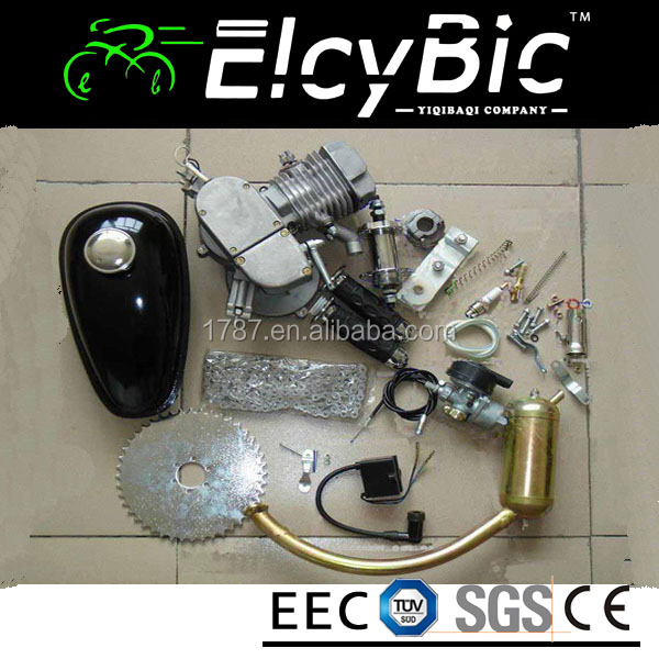 Hot gas engine conversion kit for bicycle with 2 stroke(engine kits-1)