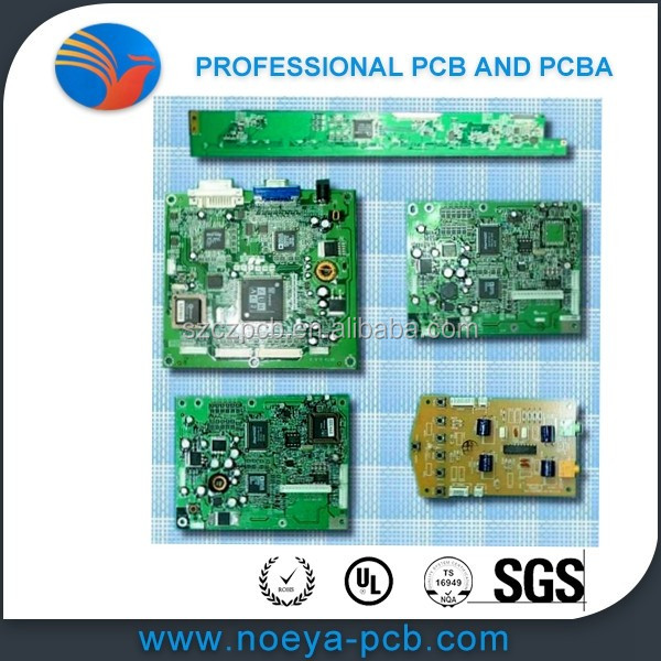 Multilayer Rigid PCB Assembly Prototype Manufacturer