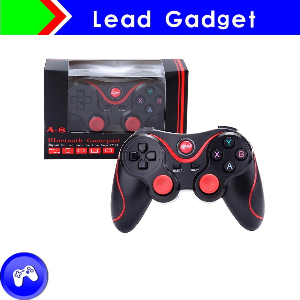 Wireless Bluetooth Gamepad For Ios And Android Game Controller