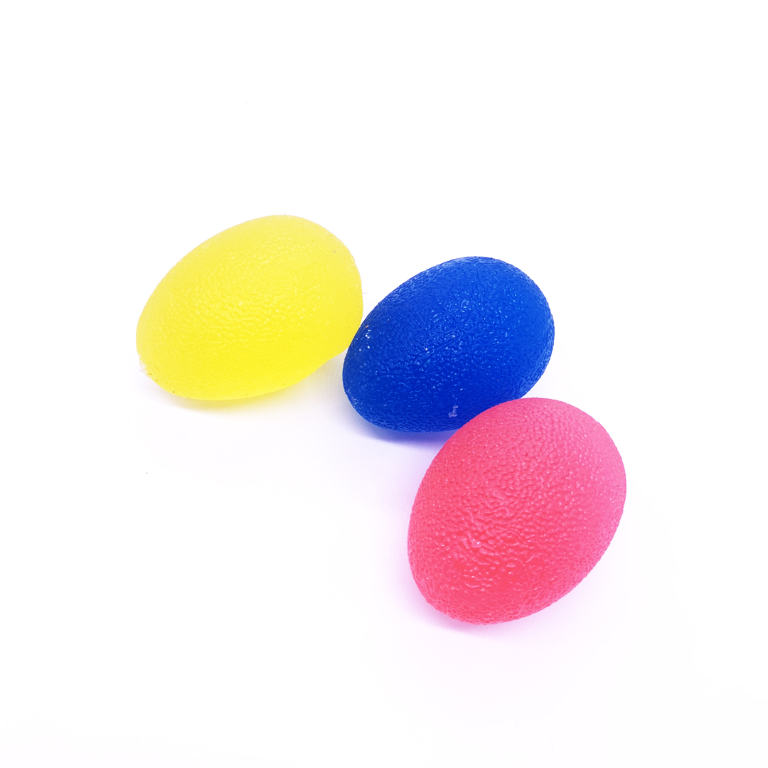 Resistance Stress Balls for Hand, Finger and Grip Strengthening  Relief Ball Therapy Putty