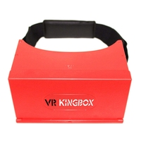 3D Video Smart Glasses Blue Film Sex Video Google 3D Glasses Virtual Reality vr glasses