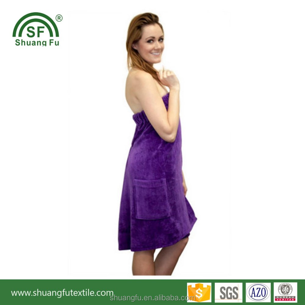 Factory direct 100% cotton or bamboo fiber customized adult bath warp hooded towel
