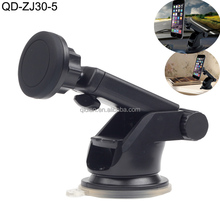 Premium Car Mount Flexible Magnetic Cell Phone Holder For iPhone 5s
