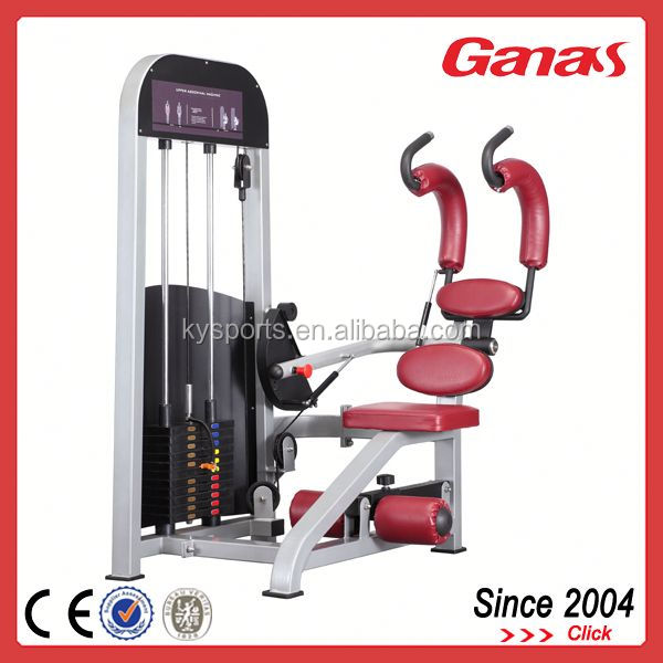 2014 hot gym equipment MT-6009 abdominal twist machine