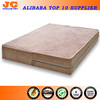 Wholesale Memory Foam Luxury Wood Dog Bed