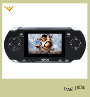 3 inch 64 bit PMP 2S handheld game console with 400 classic games support SEGA/GBA/Acrde