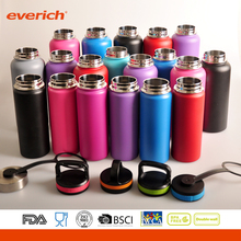 18oz/32oz/40oz Wholesale Double Walled Hydro Flask Insulated Stainless Steel Water Bottle For Sports