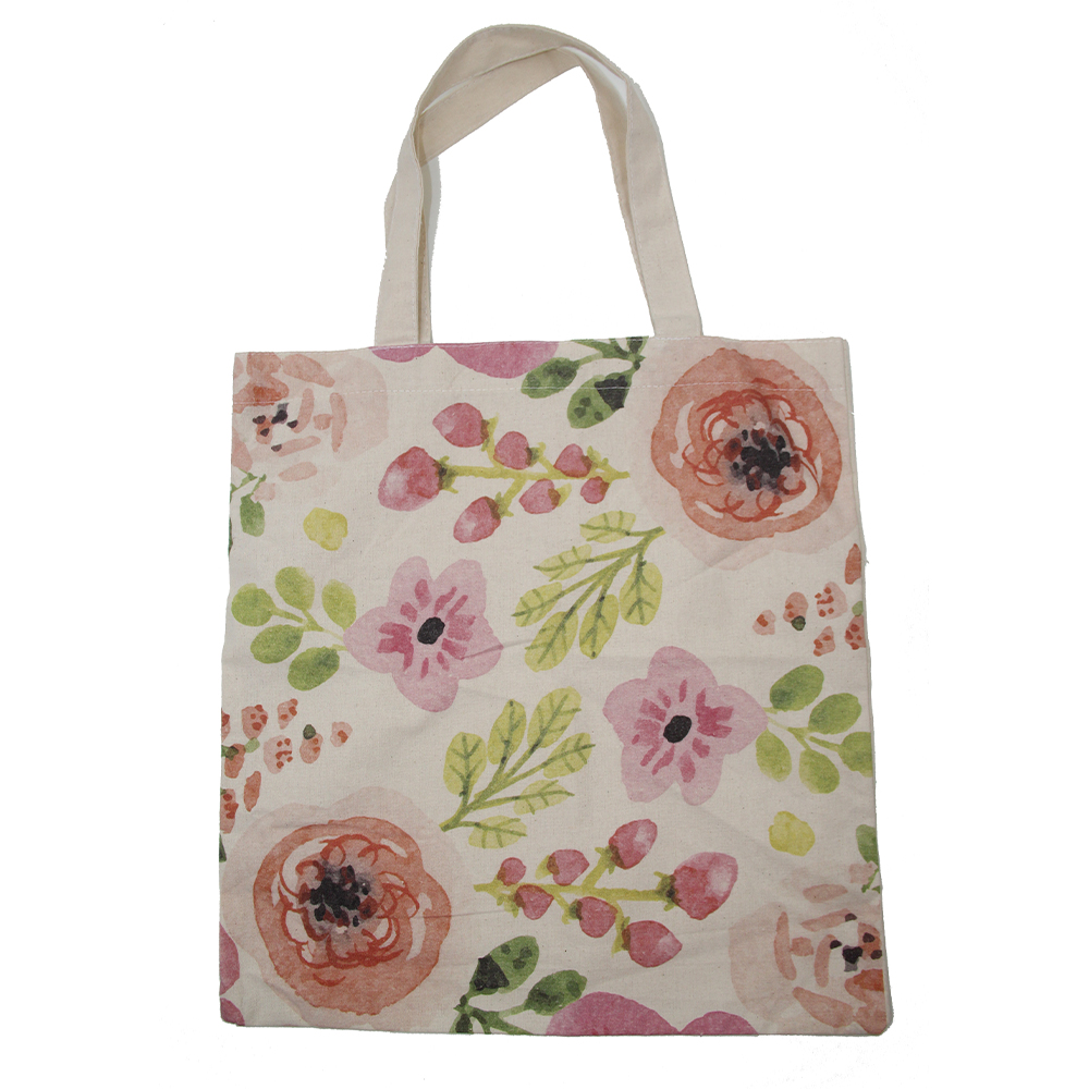 Recyclable Customized Printiing cotton tote bag