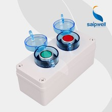 SAIP/SAIPWELL Customized IP66 Waterproof ABS Pushbutton Control Box