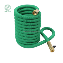 ZR 2018 Classic Unbreakable Retractable Expandable Garden Silicone Hose For Home