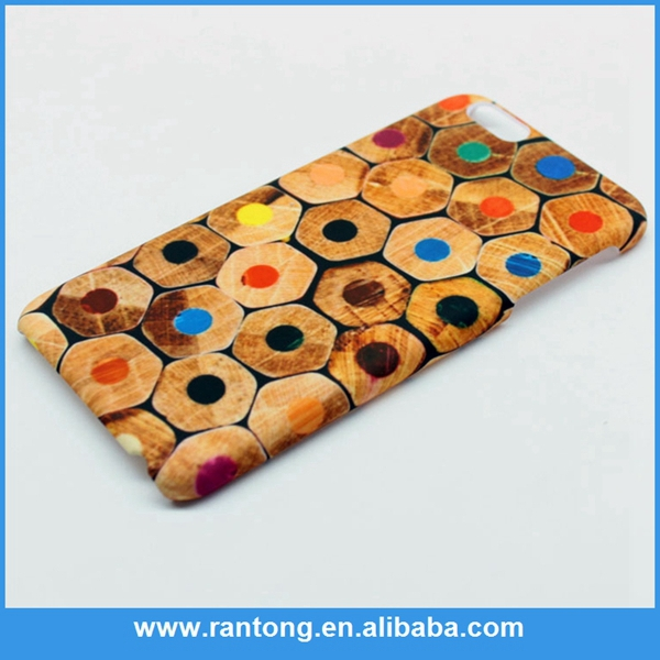 3d phone back cover printed fast shipping for iphone 5s case