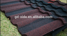 Nosen type Exterior elevation tile,roof shingle pattern,roofing waterproof material