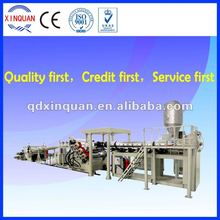 PS, ABS, PMMA, PET ,PP, PE sheet production line