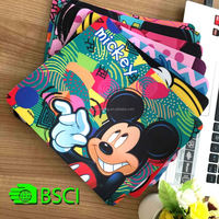 BSCI EVA Rubber Custom Printed Mouse Pad