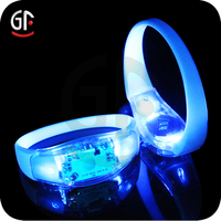 Factory Price Fashionable Glow In The Dark Wristbands For Events