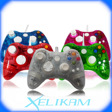 For microsoft xbox 360 wired controller / joystick / gamepad With LED Light