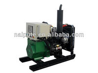 10kw three phase biogas generator set