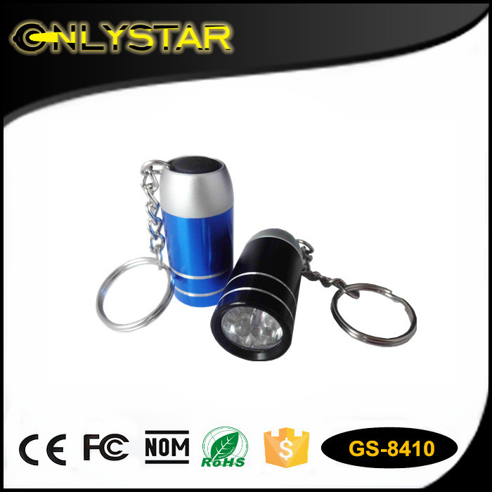 Manufacture watertight torch keyring