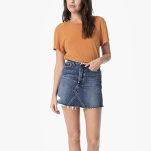 Hot selling OEM fashion summer short jeans skirt