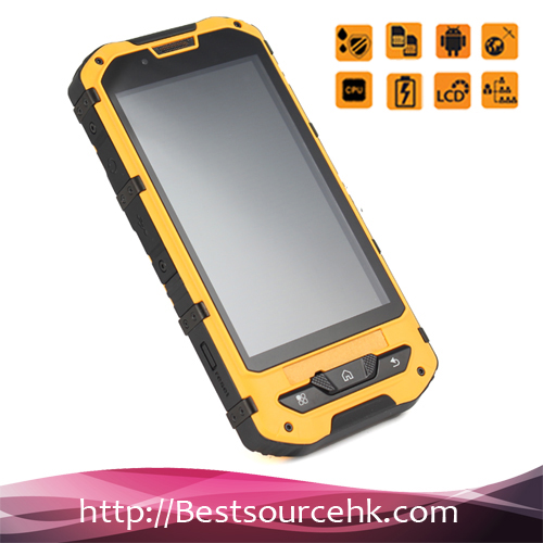 Rugged Android Land Rover A8 Android 4.2 IP68 Waterproof Mobile Phone