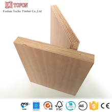 18Mm Cheap No Form Change Fire-Retardant Laminated Plywood