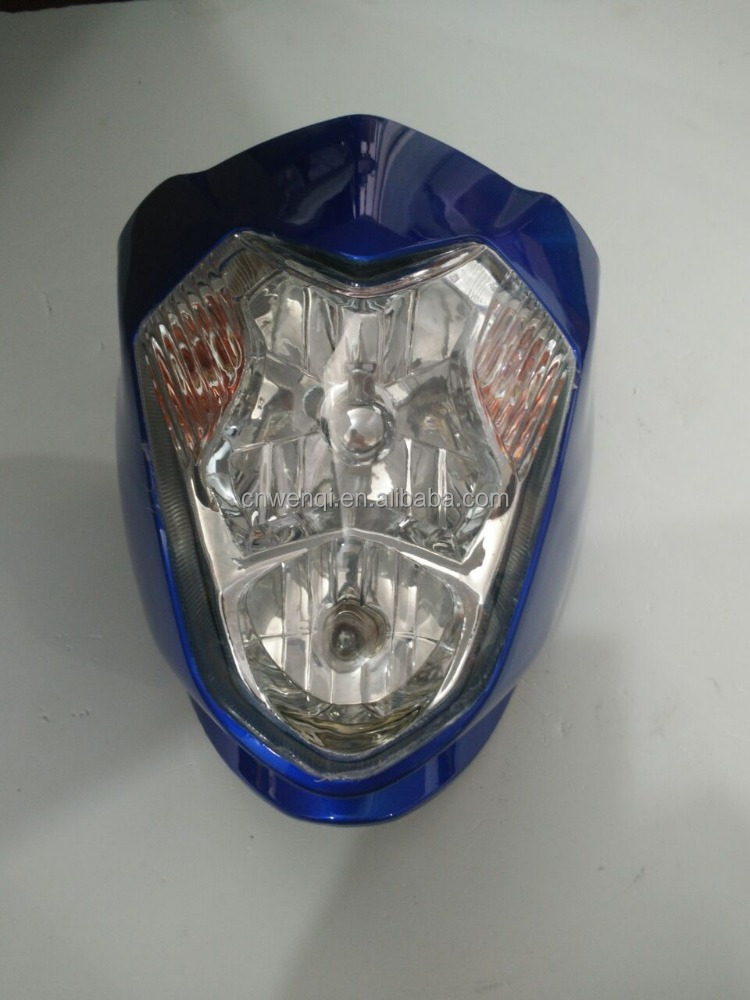 Motorcycle Head lamp for Suzuki Raider 150 old