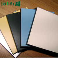 Exterior 12mm phenolic resin compact laminate hpl panel prices