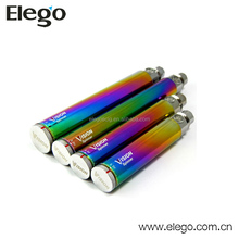 Variable voltage battery ego c twist 1300 mah spinner battery