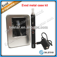 Bilstar evod new products, BilstarTech e-vod e cigarette kit with 650/900/1100 different power new battery