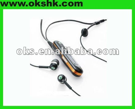 Bluetooth stereo earphone for Sony Ericsson Mobilphones