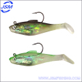 Wholesale Lead Head Soft Body Plastic Fishing Lures