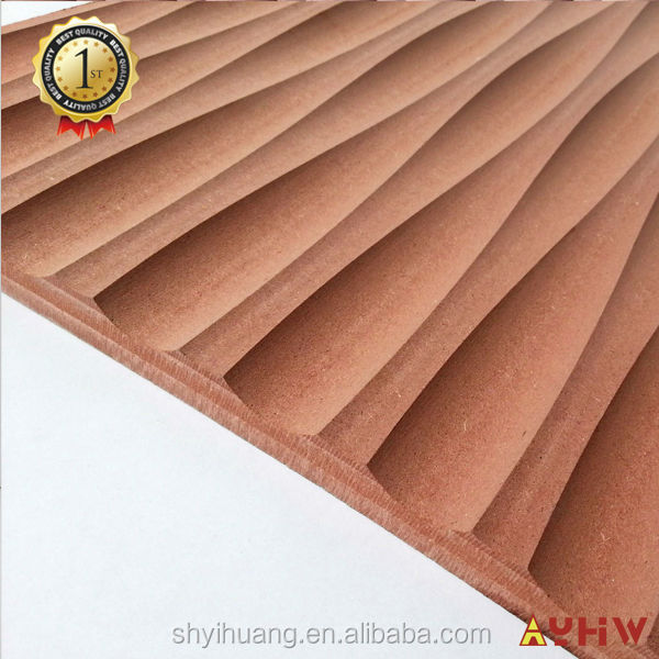 interior mdf wall decorative paneling