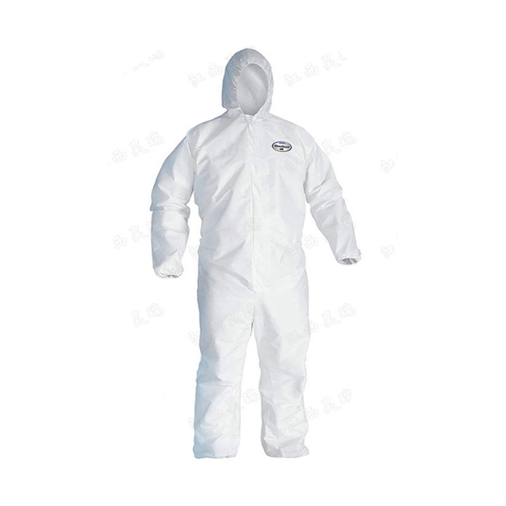 Disposable Nonwoven work overalls